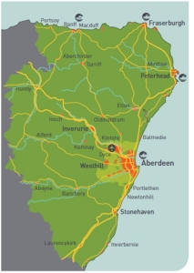 Aberdeenshire Transport Links